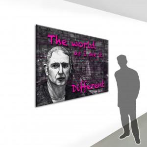 Portret - digitale bewerking